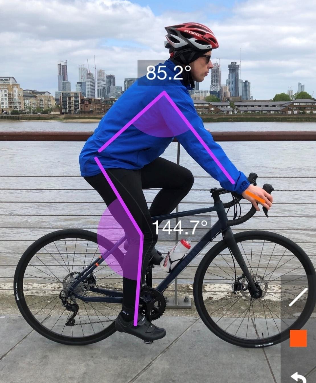 M Harrop bike