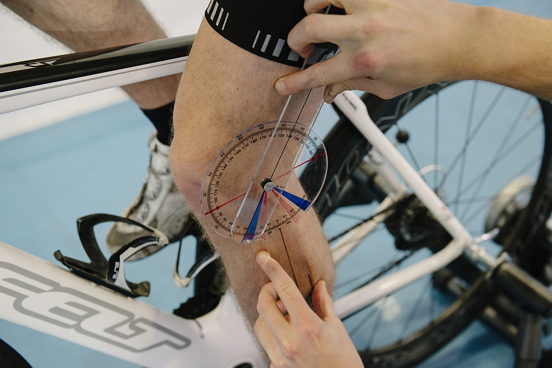 Bike Fitting 1